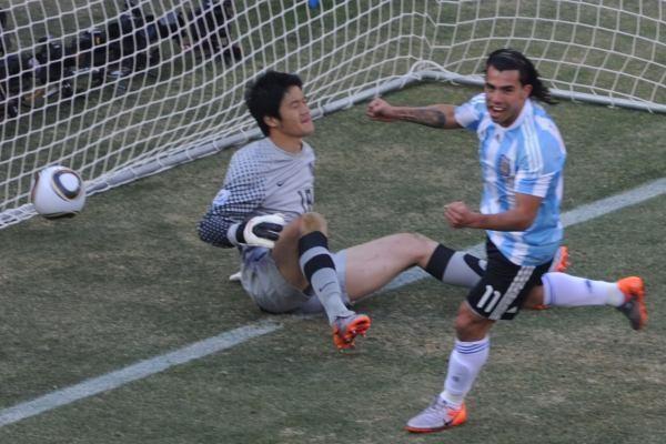 B grupė: Argentina nušlavė Pietų Korėją