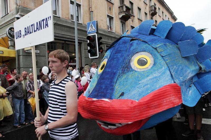 Iš Klaipėdos mero lūpų – priekaištai Jūros šventei