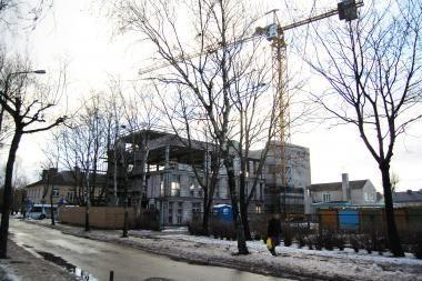 Darbo biržos pastatą Palangoje gali tekti griauti