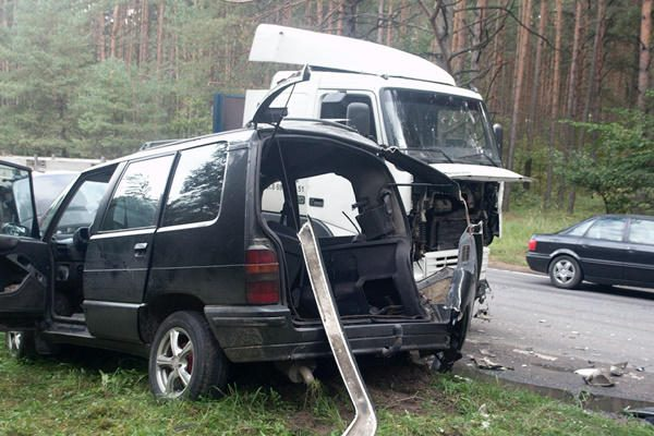 Policija: pastarųjų dienų nelaimės keliuose kelia nerimą