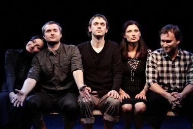 """Teatras """"cezario grupė"""" skelbia papildomą spektaklį """"Nutolę toliai"""""""