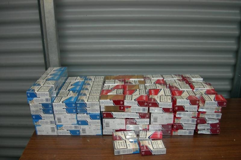 Eektrėniškė vaikams pardavinėjo kontrabandines cigaretes