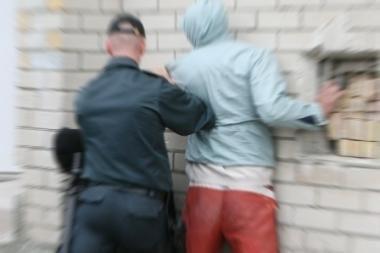 Lietuvoje auga nusikalstamumas
