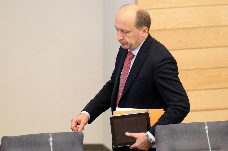 A.Kubilius: pilietinės visuomenės aktyvumas Rusijoje teikia vilčių