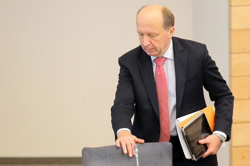 Premjeras prašo VSD ir R.Palaičio paaiškinimų dėl FNTT vadovų