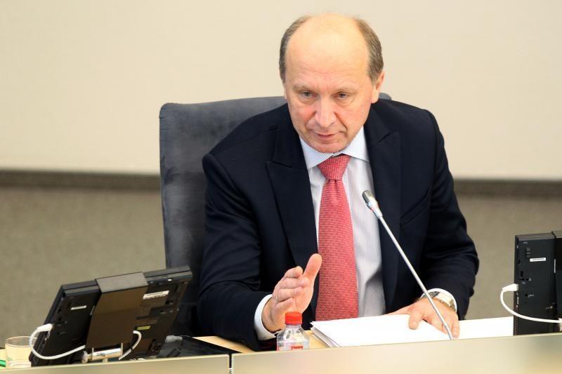 A.Kubilius: energetiniai projektai – prioritetinis darbas Seimui