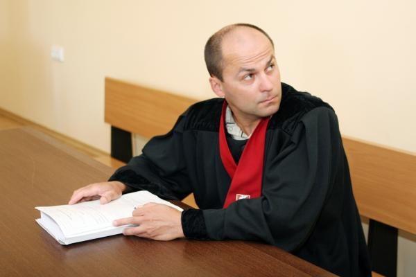 Į korupcijos skandalą įsivėlęs A.Šimkus išklausė pirmąjį nuosprendį