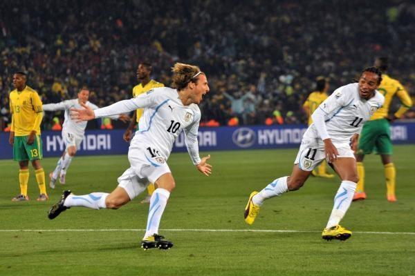 PAR rinktinė išsikvėpė: lengva Urugvajaus pergalė