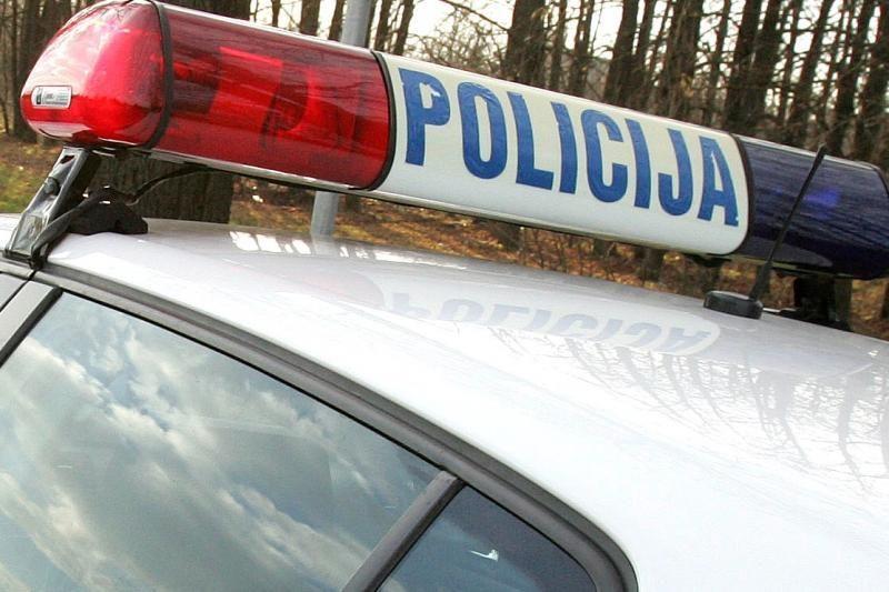 Kauno policija ieško įtariamojo dėl pasikėsinimo nužudyti (foto)