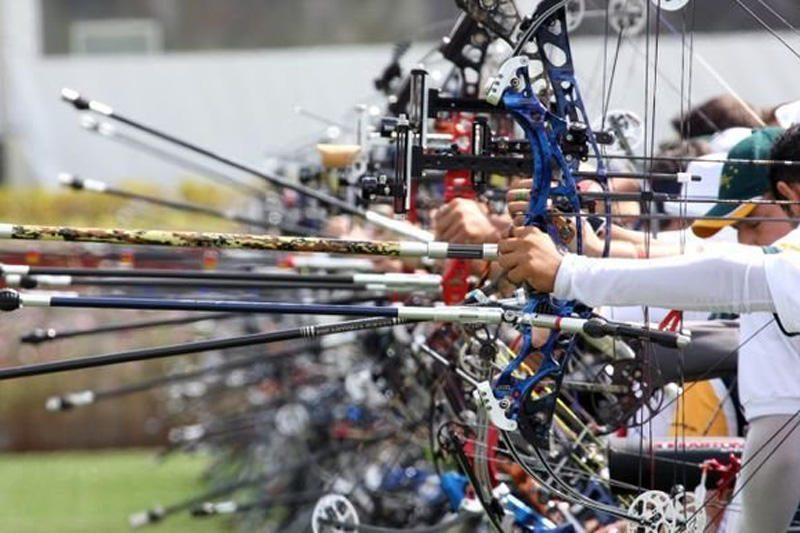 Kaunietė J.Babinina šaudymo iš lanko turnyre užėmė antrąją vietą