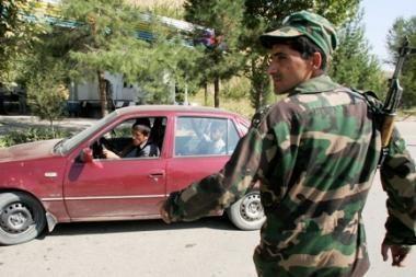 Tadžikijoje per operaciją prieš islamistus kovotojus žuvo 34 kariai