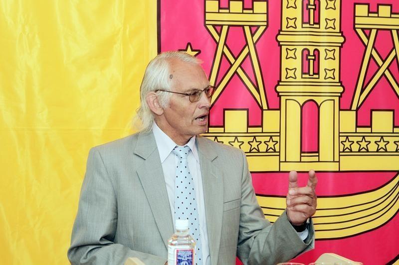 Klaipėdiečiai kviečiami susipažinti su miesto heraldika