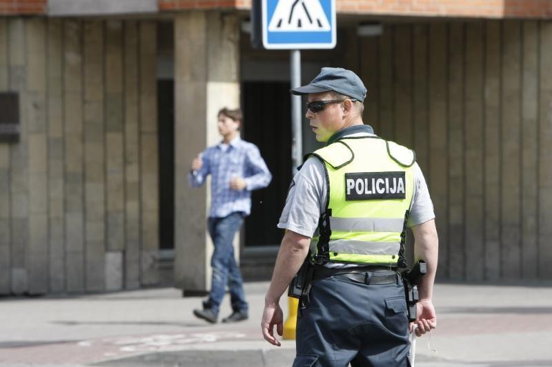 Policijos reidas: įkliuvo devyni girti vairuotojai