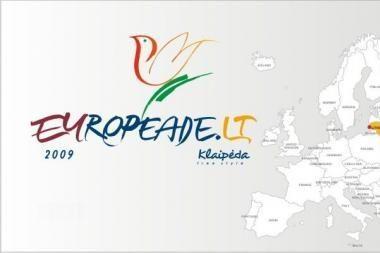 """""""Europiados"""" savanoriai jau ruošiasi svečių sutiktuvėms"""