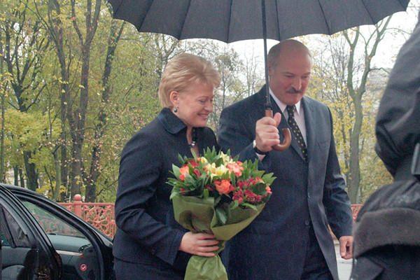 Prezidentūra: Lietuvos draugystė su Baltarusija naudinga ir Europai, ir Rusijai
