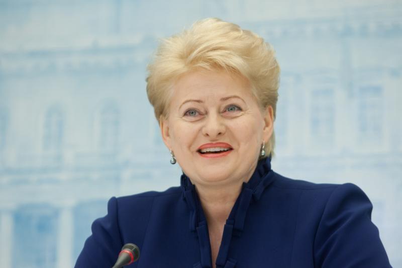 Prezidentė ragins dalyvauti Seimo rinkimuose