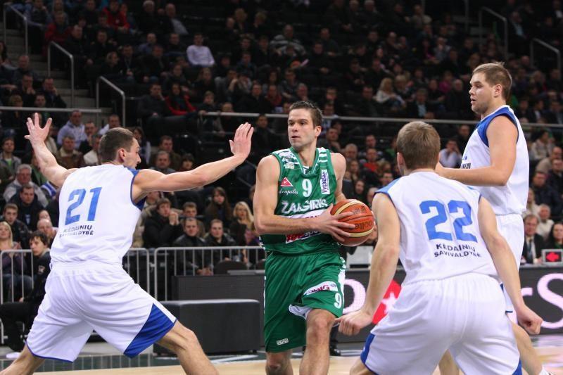 M.Kalnietis: laimėjome, bet trenerio iškeltų uždavinių neįvykdėme