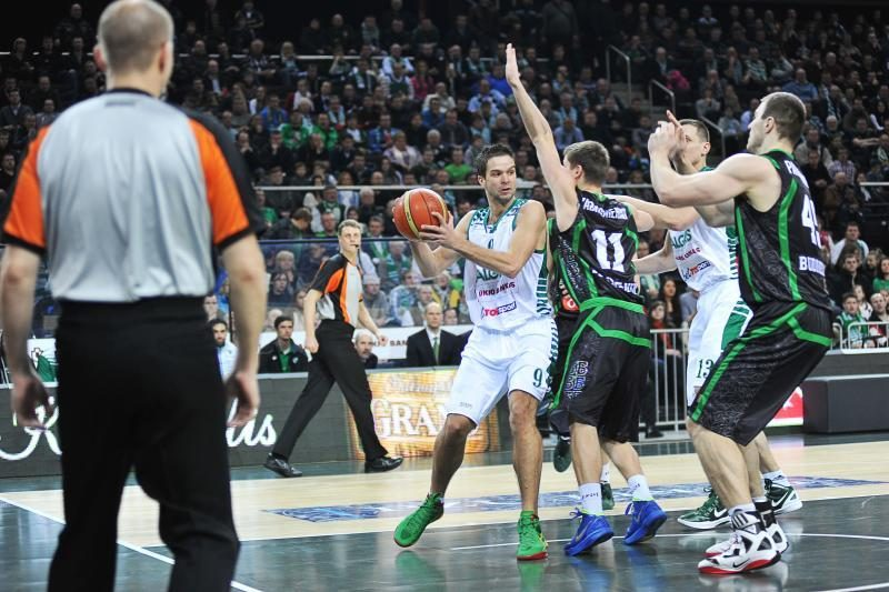 """""""Žalgiris"""" nepaliko vilčių Ukrainos čempionams (komentarai)"""