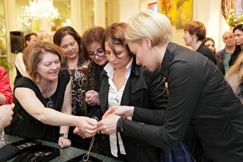 J.Karčiauskaitė-Lago bandys užkariauti ir maskviškių pripažinimą