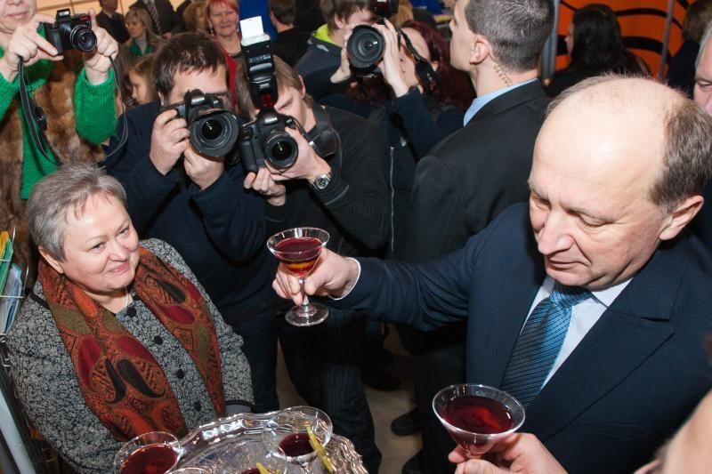 """Vilniuje atidaryta paroda """"Mokymasis. Studijos. Karjera 2012"""""""