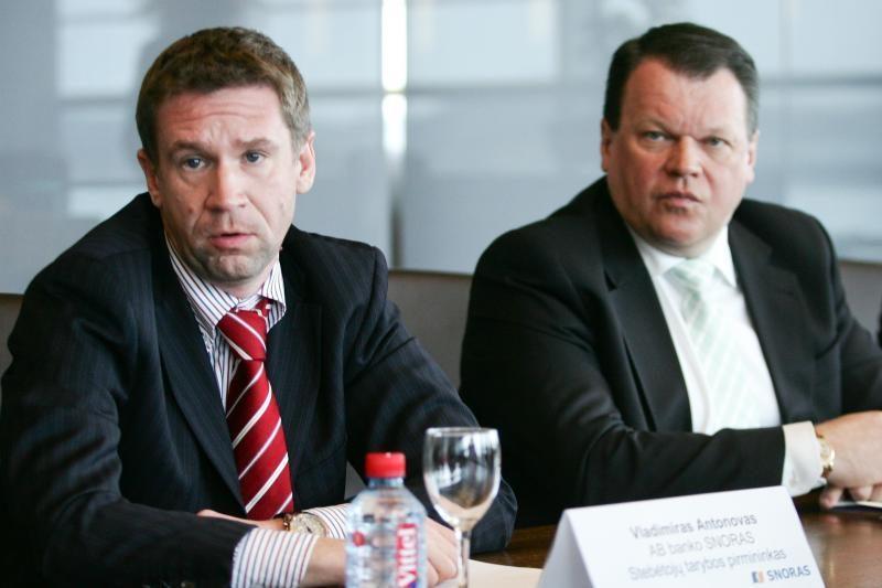 V.Antonovo ir R.Baranausko byla bus nagrinėjima kovo pabaigoje