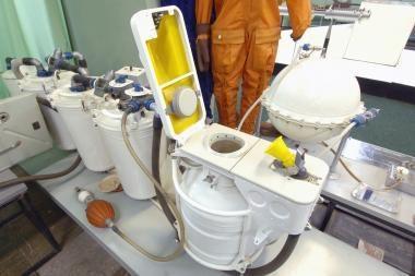 Tarptautinėje kosminėje stotyje sugedo tualetas