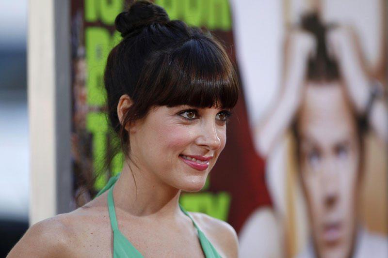 Holivudo žvaigždutė Lindsay Sloane tapo mama