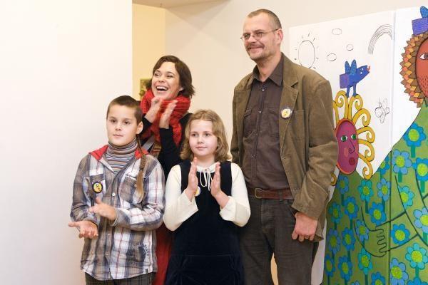 Galerijos šventėje – ketvertas iš Rokantų kaimo