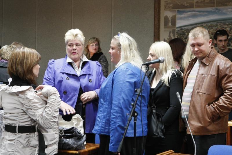 Tėvai prieštarauja sanatorinių darželių naikinimui Klaipėdoje