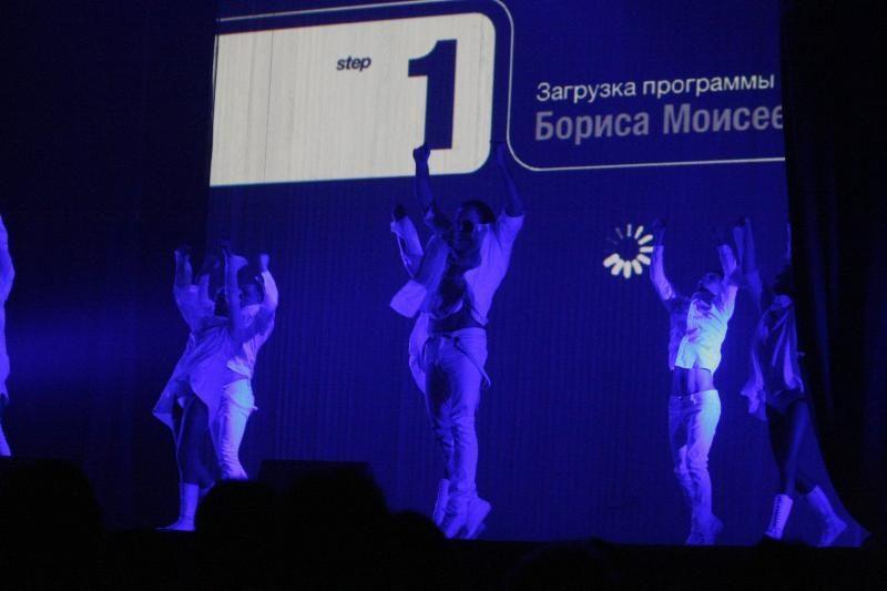"""B.Moisejevas: """"Aš jus myliu, klaipėdiečiai"""""""