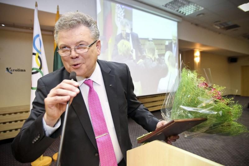 LTOK vairą perėmusi D.Gudzinevičiūtė: aktyviam sportui neliks laiko