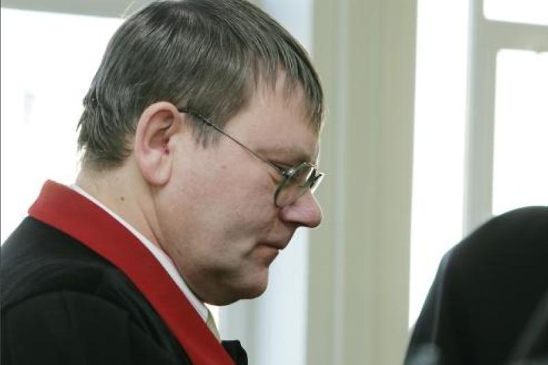 Iš tarnybos atleistas prokuroro vardą pažeminęs prokuroras R.Bėtkis