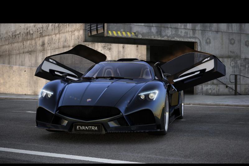 Ar naujasis italų kūrinys diktuos ateities madas superautomobiliams?