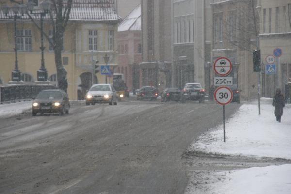Klaipėdos kelininkai stiprina pajėgas (papildyta)