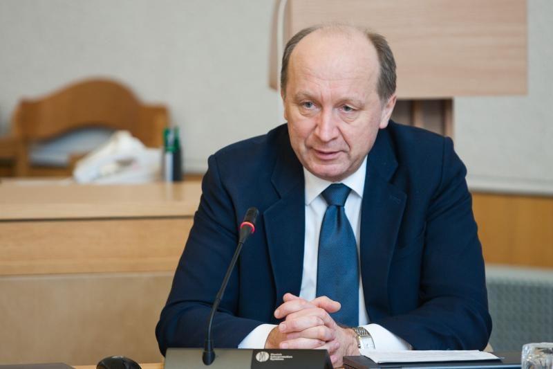A.Kubilius: Vyriausybė yra už kompromisus statybų Palangoje klausimu