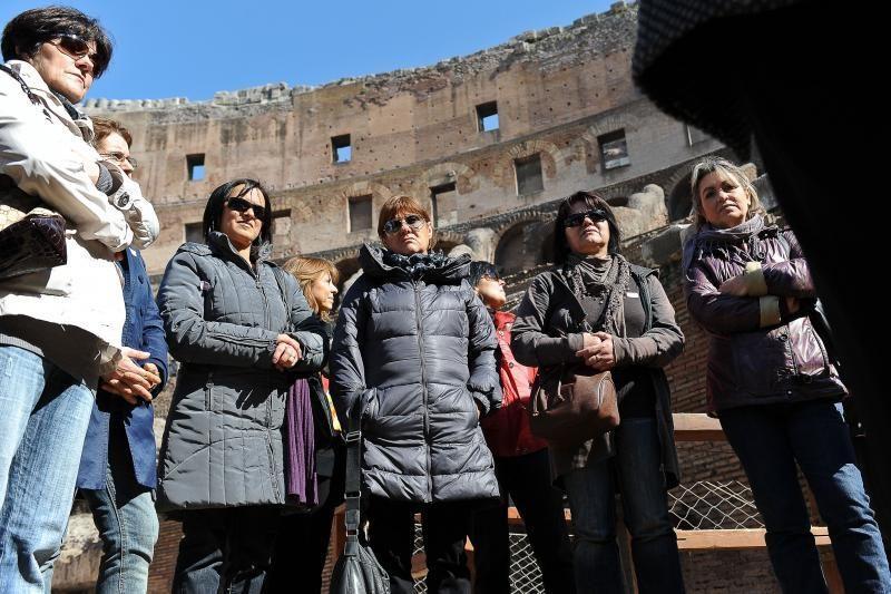Romos Koliziejus atskleidžia mažai kam žinomas moterų paslaptis