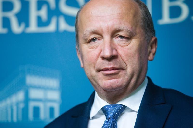 Premjeras: už problemas teisėsaugoje labiau atsakingas Seimas