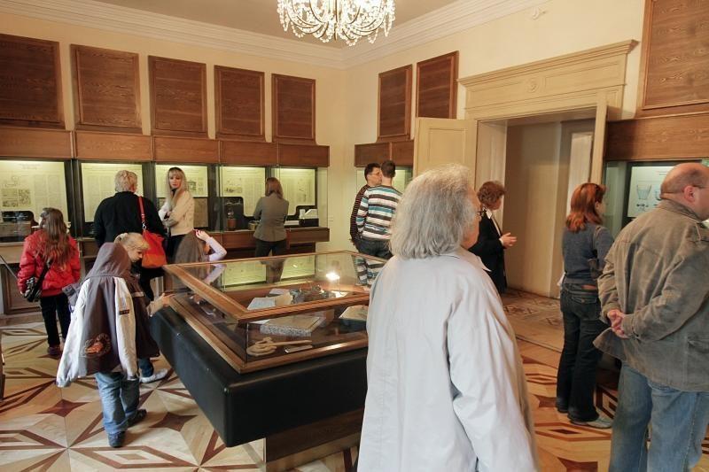 Į Klaipėdos muziejus viliojo nemokami renginiai