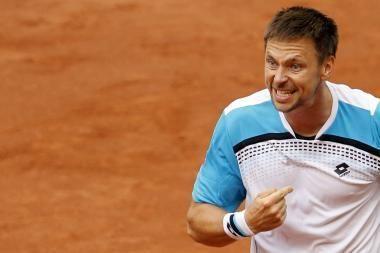 Paaiškėjo likę Madrido teniso turnyro ketvirtfinalio dalyviai