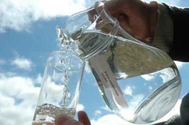 Panevėžio įmonė rinkai pristatė naują vandens jonizatorių