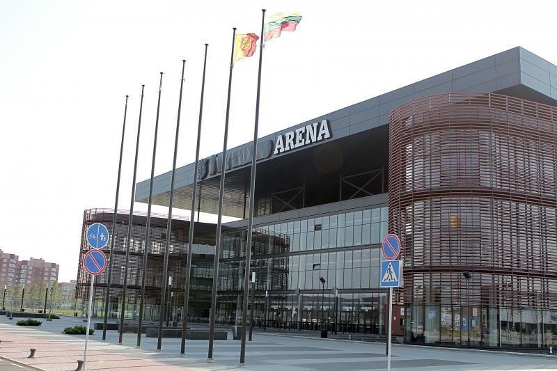 Klaipėdos arenai – komisijos palaiminimas