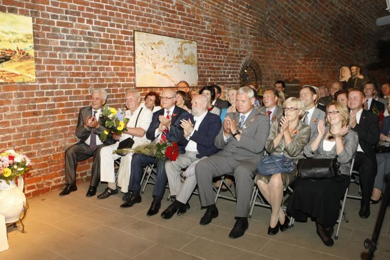 Tituluotas Klaipėdos kultūros magistras