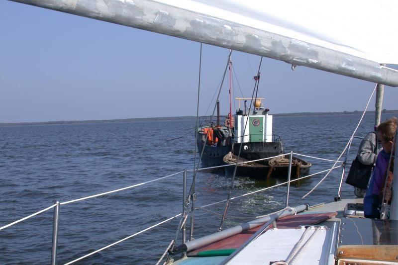Klaipėdos uoste - degalų kolonėlė jachtoms