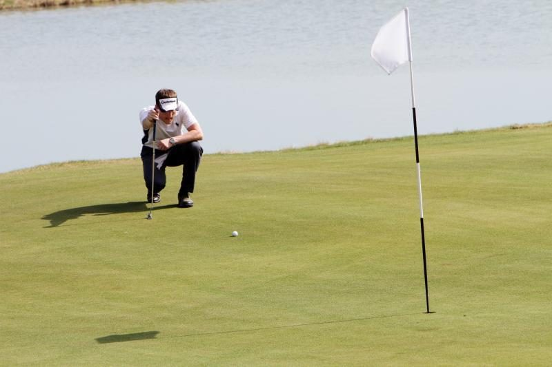 Golfo sezono atidarymo turnyre taikliausi klaipėdiečiai
