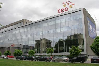 TEO pajamos per pirmąjį pusmetį sudarė 408,9 mln. litų