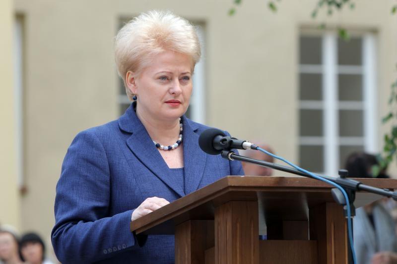 Ekspertai: prezidentės sprendimas kenkia regioniniam bendradarbiavimui