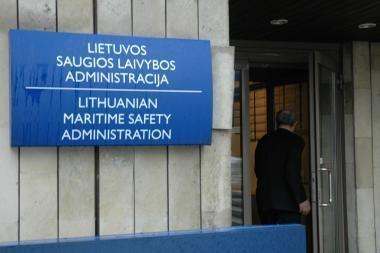 Siūloma sujungti laivybos priežiūros įstaigas