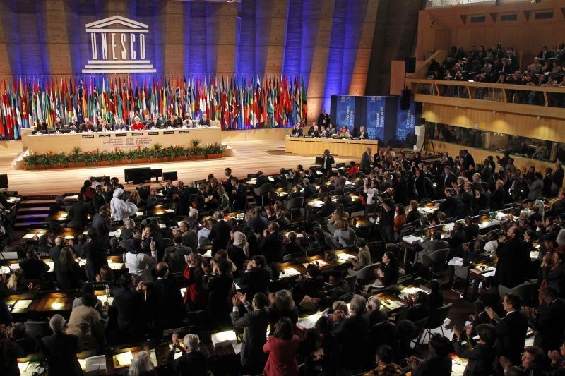 Naujokė: Palestina tapo visateise UNESCO nare
