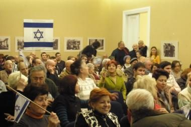 Vilniuje rodomi filmai apie žydams tekusius išbandymus