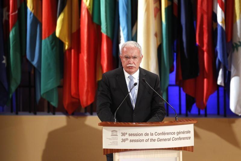 Lietuva balsavo prieš Palestinos narystę UNESCO